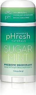 Honestly pHresh Baking Soda Free Deodorant - Sugar Mint
