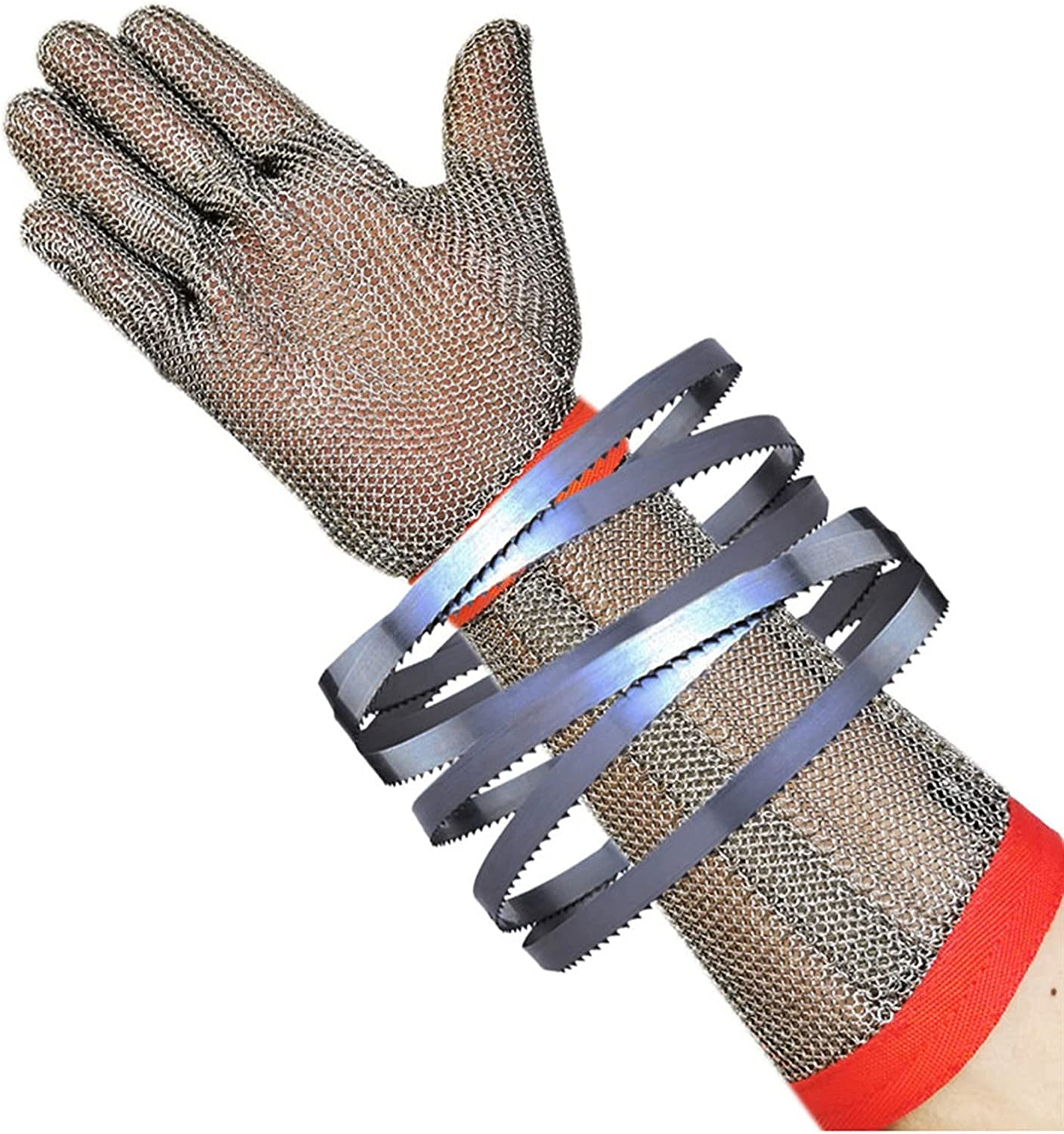 Great interest Anti Cut Glove Ranking TOP18 304 Anti-Cut Steel and Outdoor Cooking Gloves Ki