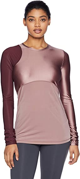 Pro Hypercool Glamour Long Sleeve Top