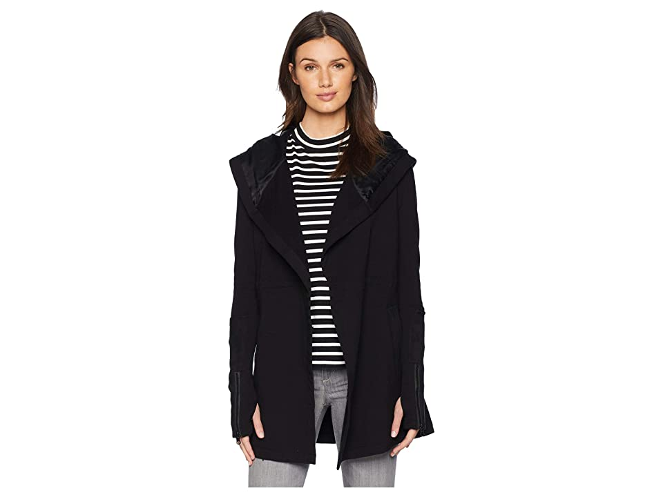 Blanc Noir Traveler Jacket (Black/Black) Women