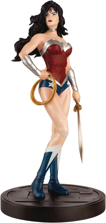 Eaglemoss DC Super Hero Collection Mega Special  3  Wonder Woman Polyresin Figurine
