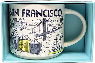 Starbucks Been There Series San Francisco Mug, 14 Oz