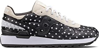 Saucony Originals Women's Shadow Original CL Polka Dot Sneaker