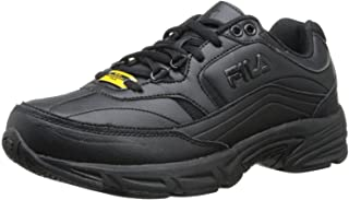 Women's Memory Workshift Slip Resistant Work Shoe