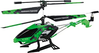 SkyRover Stalker, 3 Channel IR Gyro Helicopter, Green Vehicle