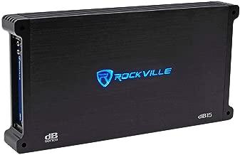 rockville 6000 watt amp