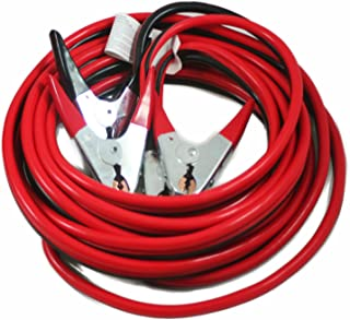 Amazon Com 25 Feet Above Battery Jumper Cables Battery Accessories Automotive