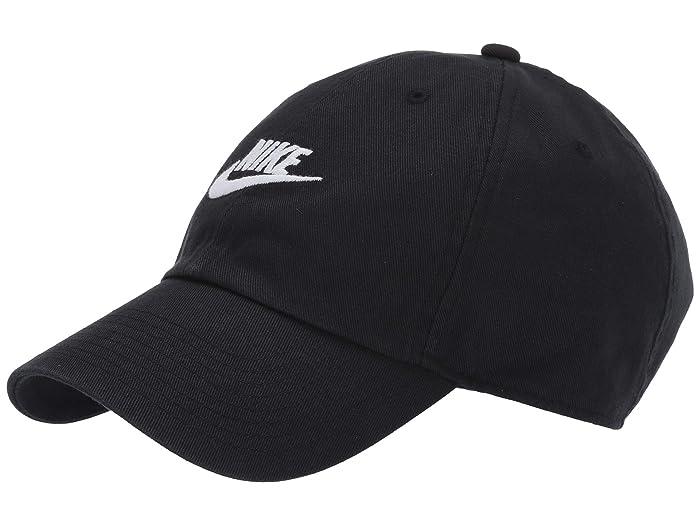 b440c6cdf46c7 Nike Sportswear H86 Futura Washed Cap   Zappos.com
