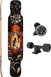 Moonshine MFG Hoedown Med 2018 Complete Skateboard Longboard -9.5x48
