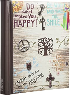 Arpan Large Self-Adhesive Photo Albums - Life Inspirational