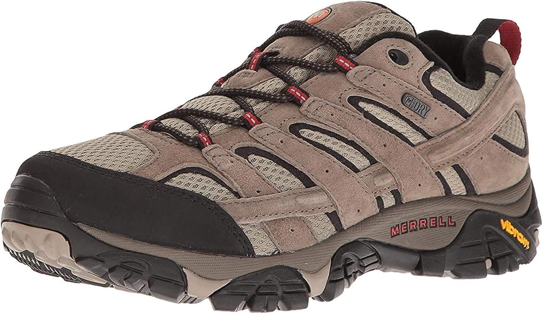 Merrell online shopping Men's Moab Spring new work 2 Waterproof Hiking Shoe
