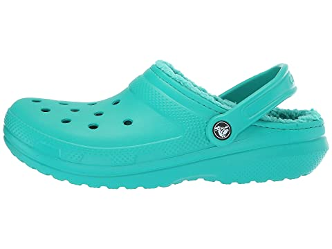 Black Grey Teal Crocs TealWhite Classic SmokeTropical Lined Tropical Grey CharcoalSlate BlackEspresso WalnutNavy Clog xBtOfwt0q