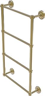 Allied Brass PR-28-36 Prestige Regal Collection 4 Tier 36 Inch Ladder Towel Bar, Unlacquered Brass