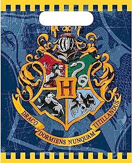 Unique Party 59113 - Harry Potter Party Bags, Pack of 8