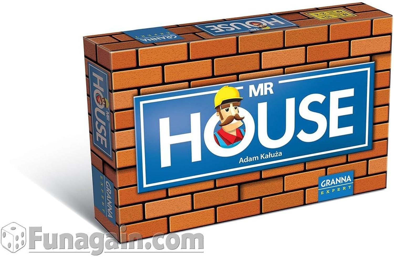 Mr. House - Spiel Granna Expert