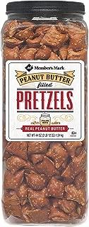 Best member's mark peanut butter filled pretzels Reviews