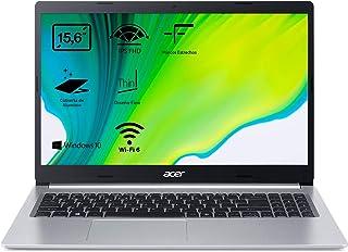 """Acer Aspire 5 A515-55 - Portátil 15.6"""" FullHD (Intel Core i5-1035G1, 16GB RAM, 512GB SSD, UMA Graphics, Windows 10 Home), ..."""