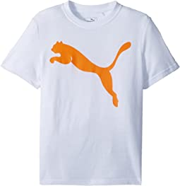 PUMA Golf Kids - Big Cat Tee JR (Big Kids)