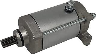 SHUmandala Starter Motor fit 18759 Yamaha Grizzly 600 660 YFM450 YFM66 YFM660 YFM600/ YFM400 YFM450 Kodiak/Rhino 450 660/ Wolverine 450/ Outfitter 500/ Hisun HS500 HS700 RX500/ Nordik NK700L NK500