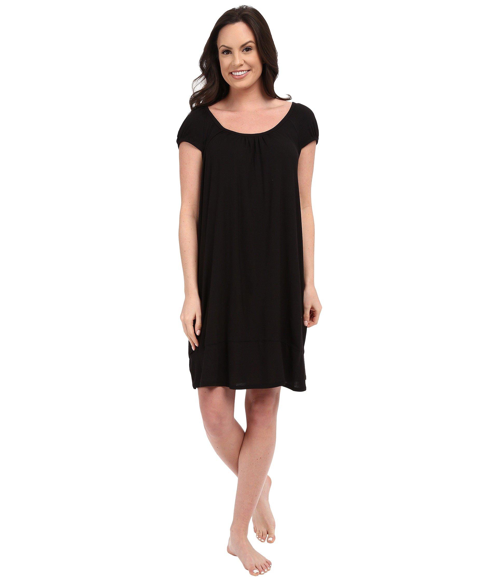 Babydoll DKNY Urban Essentials Cap Sleeve Short Sleepshirt  + DKNY en VeoyCompro.net