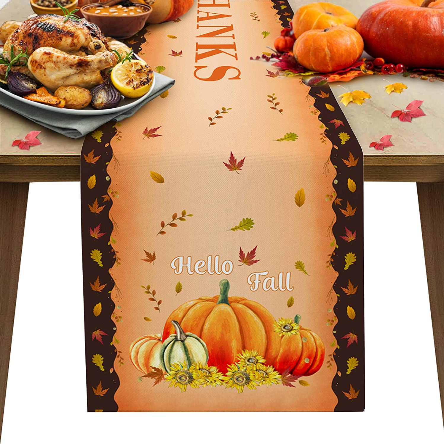 Sales Online limited product for sale Table Runner Dining Wedding inch 18x72