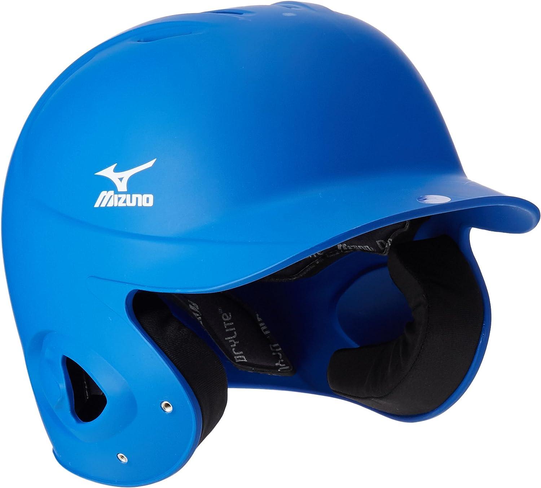 Mizuno free shipping MBH200 MVP G2 Spring new work Fitted Batter's Helmet