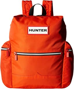 Hunter - Original Top Clip Nylon Backpack