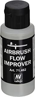 Vallejo Airbrush Flow Improver 60ml Paint Set