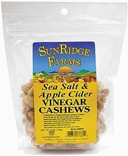 Cashews Sea Salt/apple Vinegar