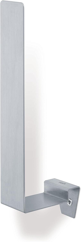 Tiger Zapp Toilet Roll Holder 3.9 Stainless St cm x Virginia Beach Mall 23.3 7.7 Cheap