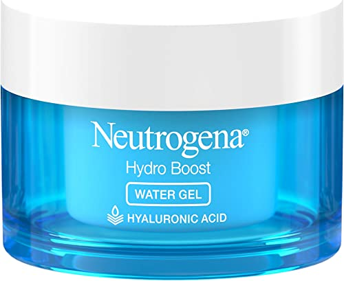 Neutrogena Hydro Boost Hyaluronic Acid Hydrating Daily Face Moisturizer for Dry Skin OilFree NonComedogenic DyeFree F...