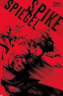 "Trends International Cowboy Bebop-Blur Wall Poster, 22.375"" x 34"", Premium Unframed Version"