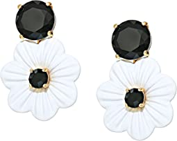 Kate Spade New York - Posy Grove Stud Earrings