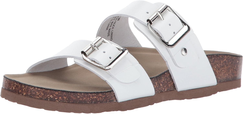 Madden Girl OFFicial Ranking TOP14 site Women's Slide-On Brando Sandal