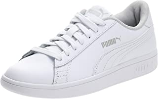 PUMA Smash V2 L Jr, Zapatillas Unisex Adulto