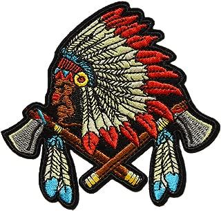 topt mili ecusson Aigle Indien us USA Moto Biker Eagle thermocollant 14x11cm patche Badge
