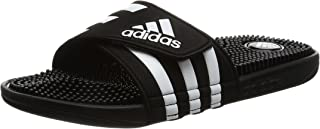 adidas Men's Adissage Shoes, Core Black/Footwear White/Core Black