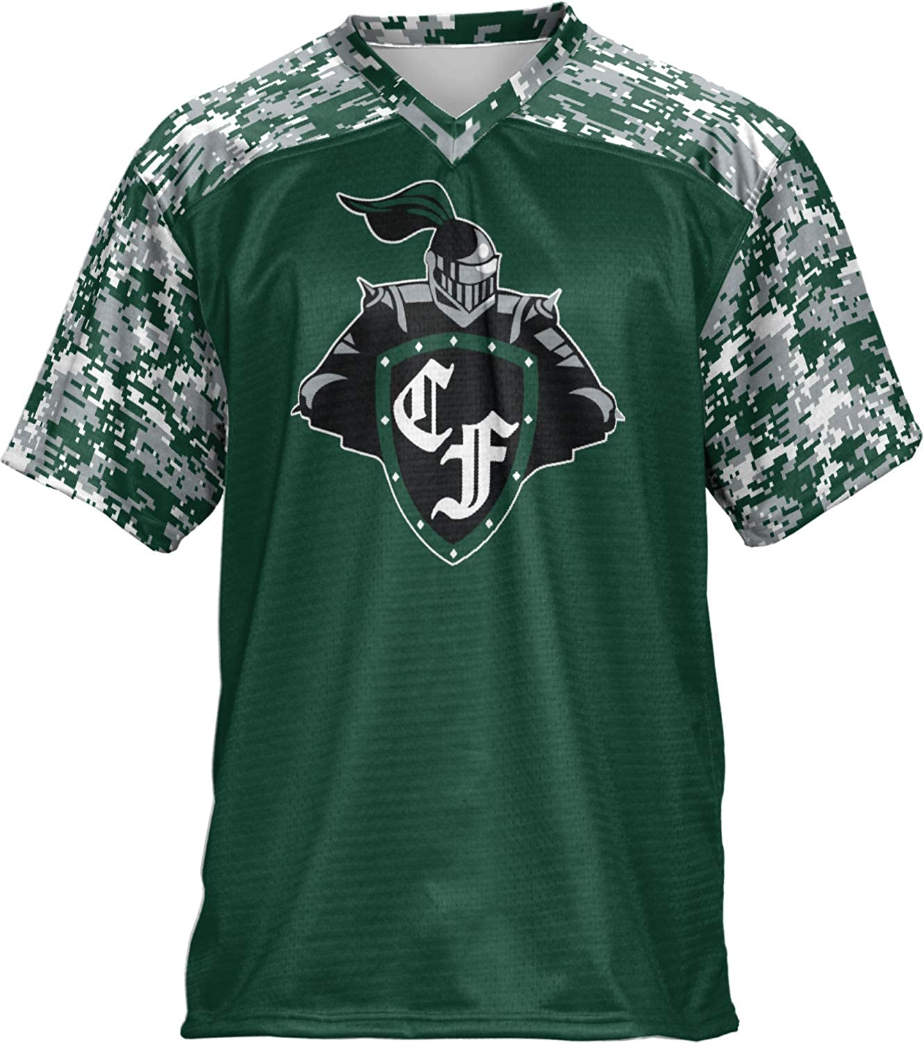 ProSphere Safety and trust Clear Falls High School Football Max 81% OFF Jersey Men's Digital