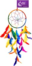 Asian Hobby Crafts Dream Catcher Wall Hanging : Size (LxB) 45x15 cm : ' Odyssey'