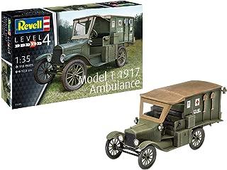 Revell-Model T 1917 Ambulance, Escala 1:35 Kit plástico, 1/35 03285 3285