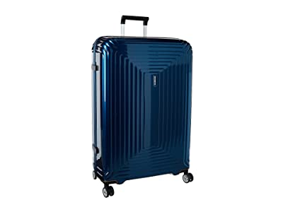 Samsonite Neopulse 30 Spinner (Metallic Blue) Luggage