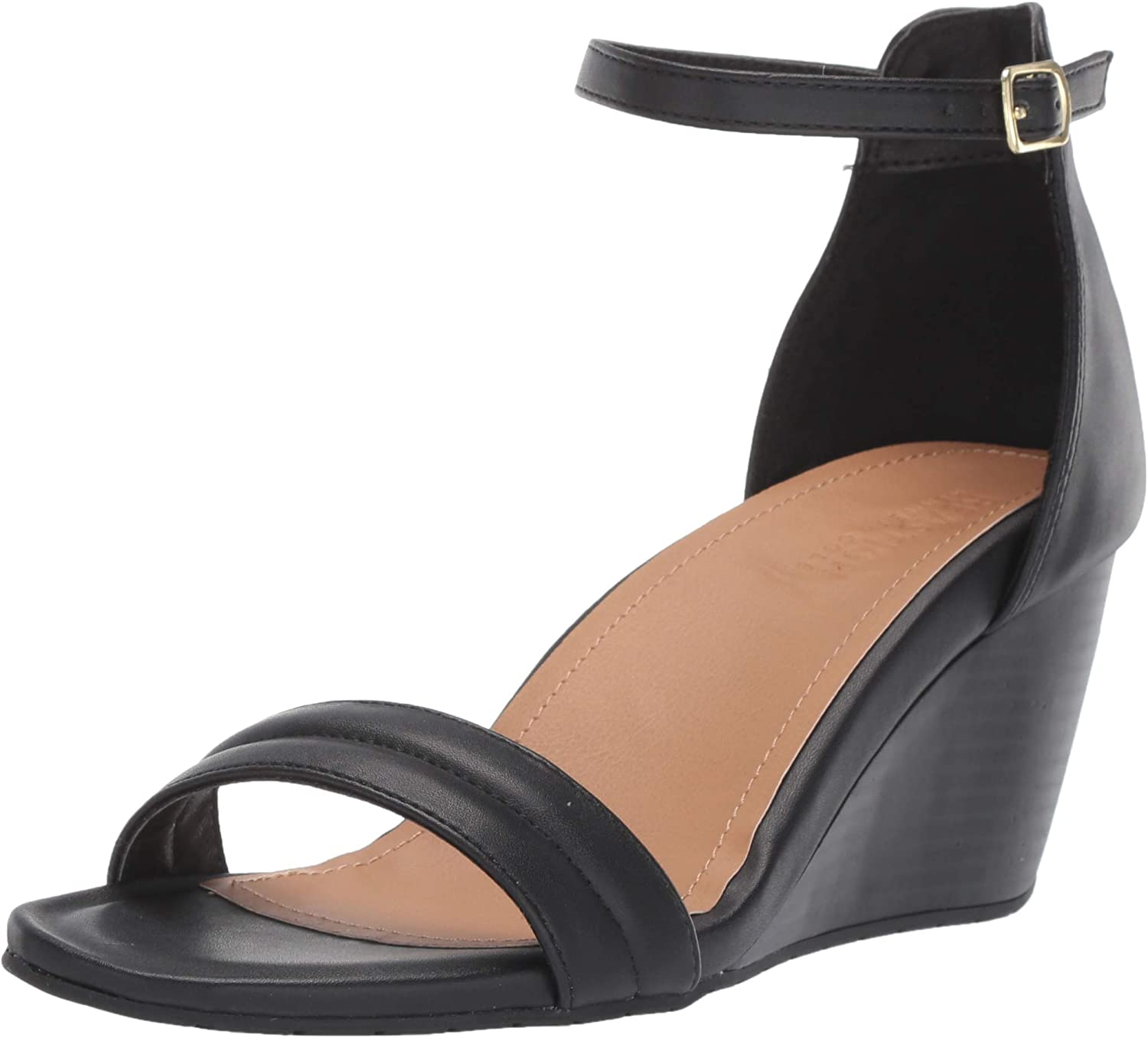 Kenneth Cole REACTION Women's 7 Cake Icing Wedge Sandal Sandal