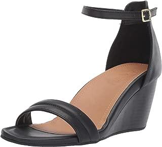 Best black wedge heels open toe Reviews