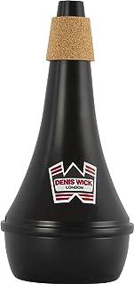 Denis Wick DW5527 Trombone Practice Mute,Black