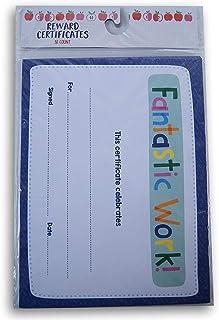 Teaching Classroom Certificates - Fantastic Work! - 30 Count