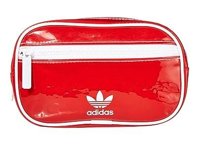 adidas Originals Originals Tinted Waist Pack (Lush Red/White) Bags
