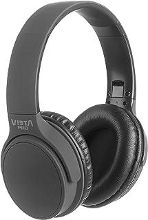 comprar comparacion Vieta Pro Way – Auriculares inalámbricos (Bluetooth, radio FM, micrófono integrado, entrada Auxiliar, reproductor Micro SD...