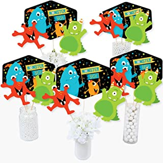 Best monster 1st birthday decorations Reviews