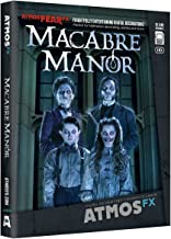 AtmosFX Macabre Manor Digital Decorations SD Card for Halloween Holiday Projection Decorating
