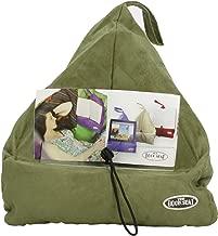 The Book Seat Green/Sage Book/Ipad/E-Reader Holder